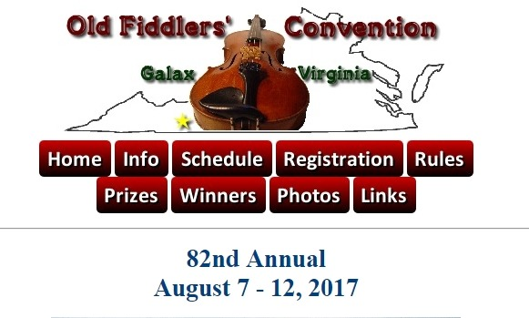 Galaxoldfiddlersconvention
