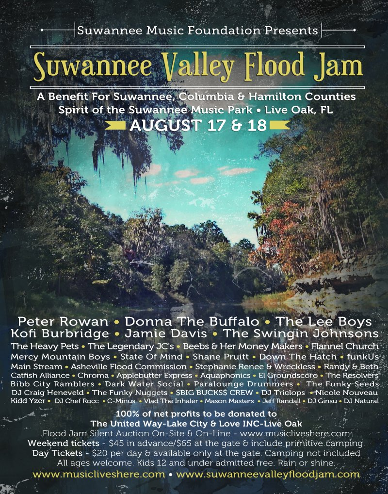 floodbenefit-poster Small